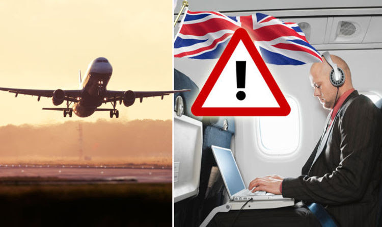 UK laptop travel ban - can you take your laptop or camera on board YOUR flight? | Travel News ...