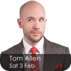 Tom Allen - Sat 3 Feb