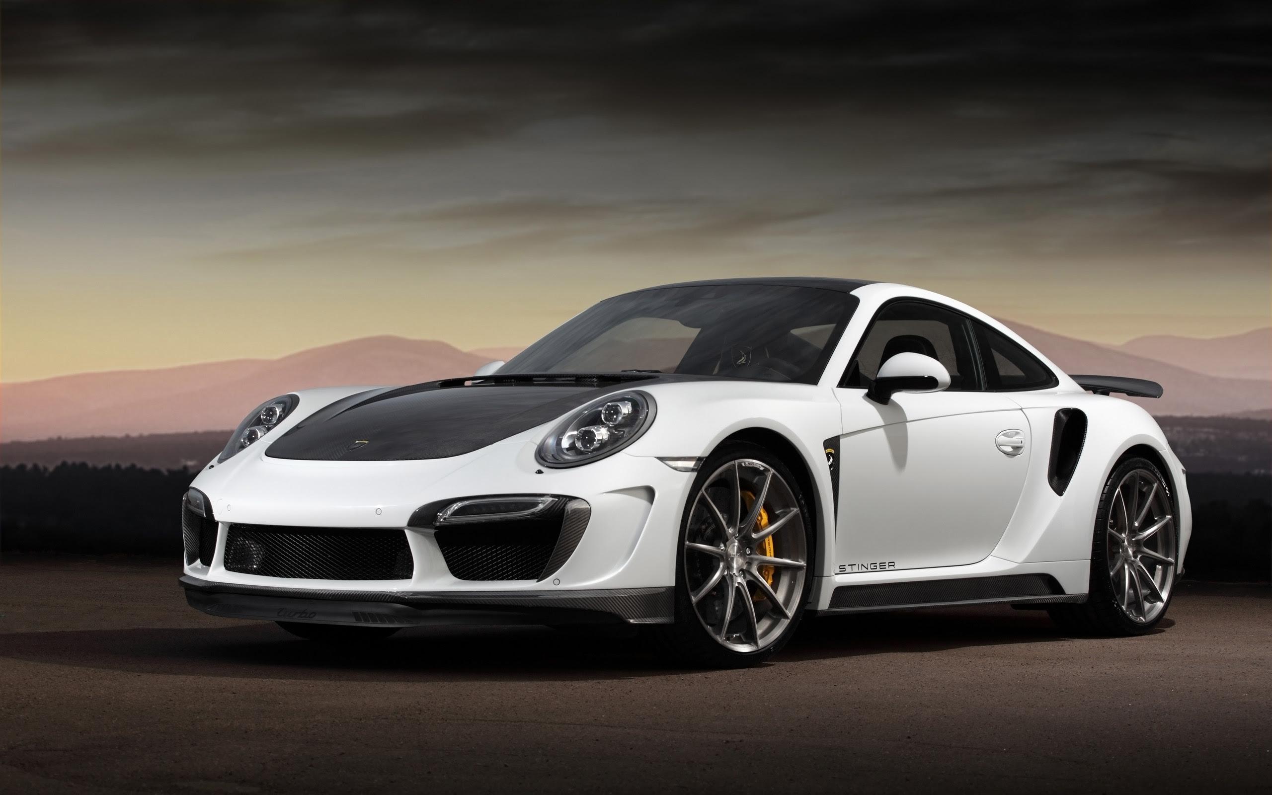 2015 TopCar Porsche 991 Turbo Stinger GTR Wallpaper   HD ...