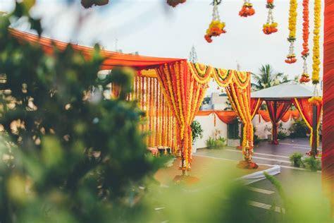 Outstanding Marigold Flower Wedding Décor Ideas