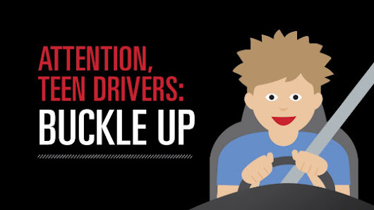Encourage Teens To Buckle Up - Video