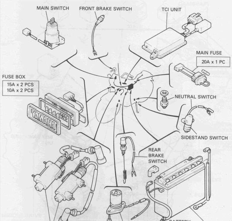 Diagram Wiring Diagram Yamaha Virago 750 Full Version Hd Quality Virago 750 Diagramtonyb Nowroma It