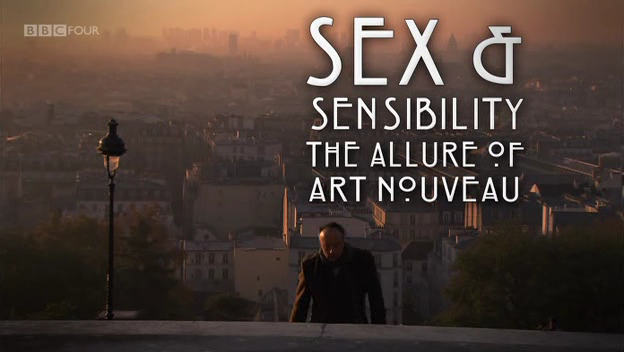 1103g Mary Downes and John MacLaverty   Sex and Sensibility The Allure of Art Nouveau (2012)