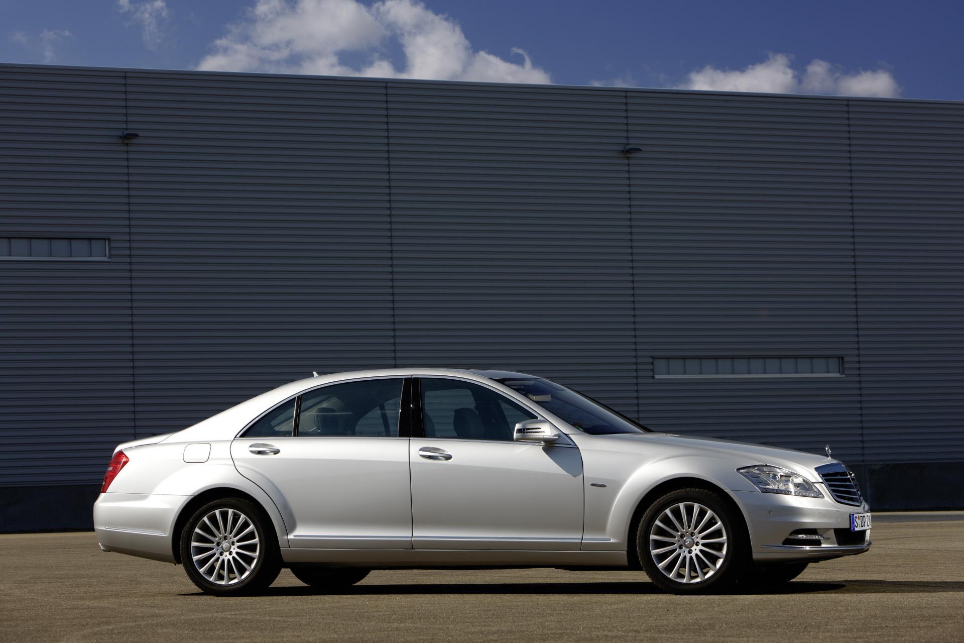 2012 Mercedes-Benz S-Class - conceptcarz.com