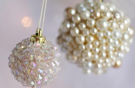 Bolas de Navidad preciosos y abeto de perlas y abalorios (5) (571x372, 104Kb)