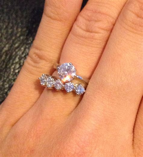 5 Stone rings as Wedding Bands!