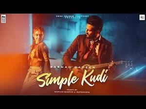 SIMPLE KUDI LYRICS – Sarmad Qadeer | Latest Punjabi Song 2018