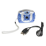 Digital Concepts 88379 Kidz Digital Camera Kit (blue)
