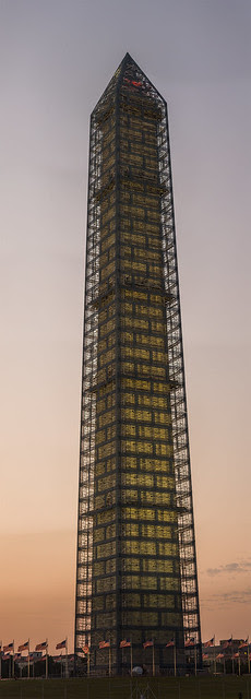 Obelisco de Washington Panorama