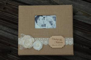 Rustic Wedding Photo Album For Sale Photo Album Manufacturer From