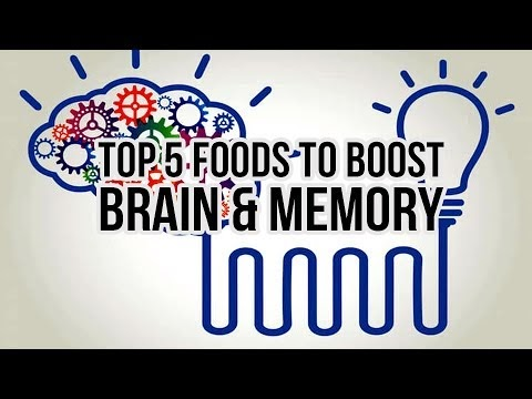 5 Foods to Boost Brain & Memory [Hindi]
