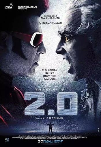 2.0 (2018) Hindi 720p WEB-DL 1GB