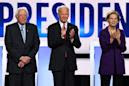 2020: Joe Biden edges ahead of opponents in New Hampshire poll