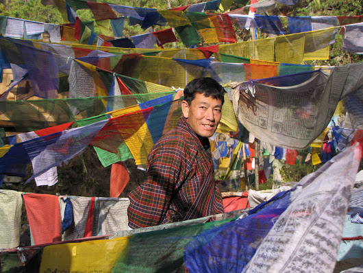 How happiness impacts forestry (and vice versa) in Bhutan