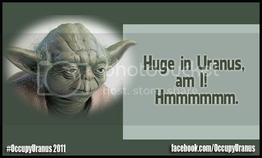 yoda will occupy uranus