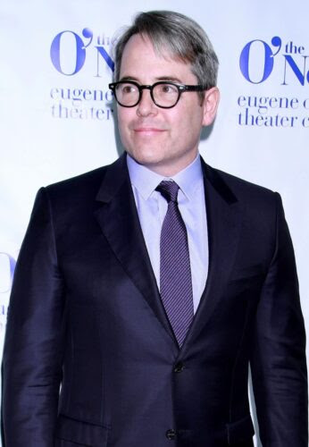 15th Annual Monte Cristo Awards held at the Edison Ballroom - Arrivals. Featuring: Matthew Broderick Where: New York City, New York, United States When: 13 Apr 2015 Credit: Joseph Marzullo/WENN.com