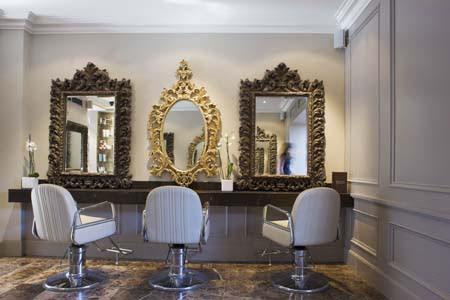 Interior Design Photography Of A Hair Salon And Retail Space Dublin
