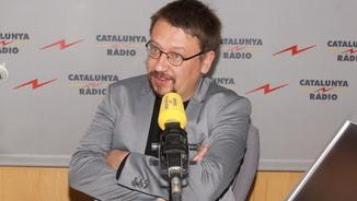 """Xavier Domènech, d'En Comú Podem, aquest dilluns a """"El matí de Catalunya Ràdio"""""""