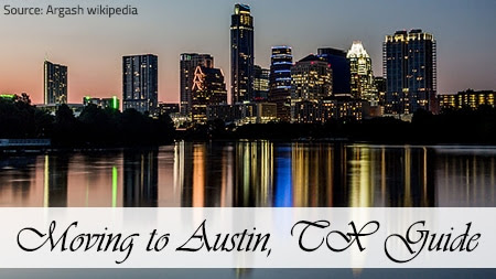Moving to Austin, TX, Guide