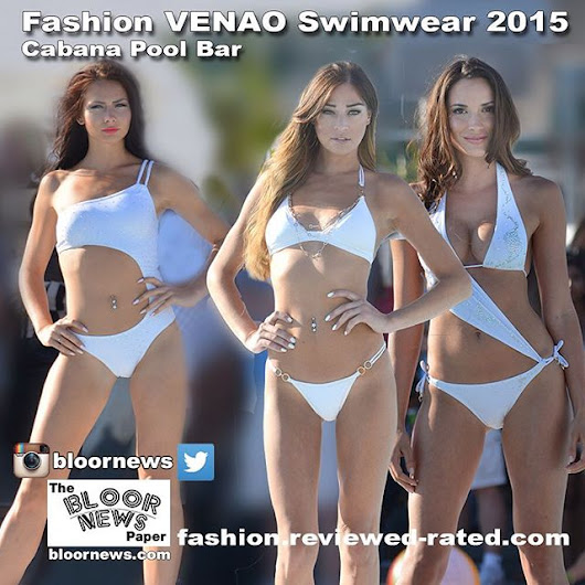 Fashion VENAO Swimwear 2015 Cabana Pool Bar