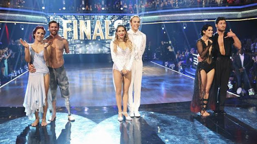 Dancing with the Stars' winners crowned