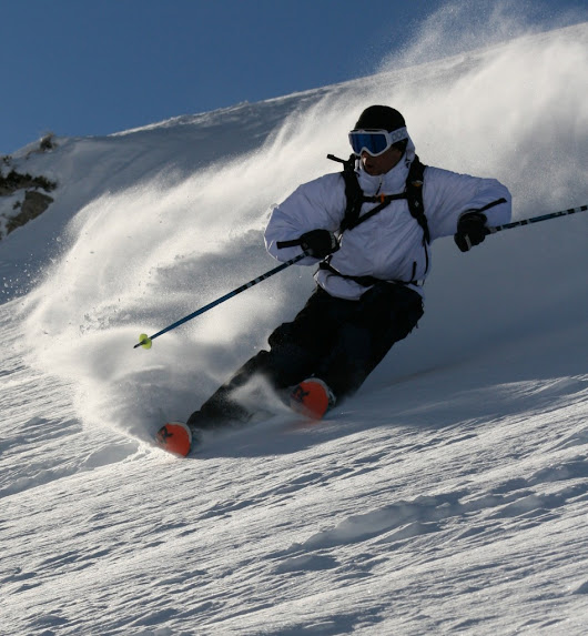 Curse Those Boarders' Comfy Boots!......No More!! - Ski In Luxury Blog