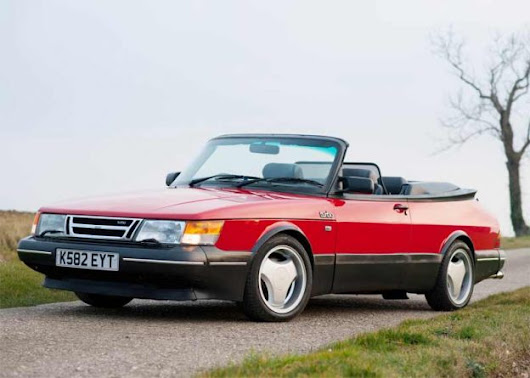 The Cleanest Saab 900 Turbo We have ever seen (For Sale)