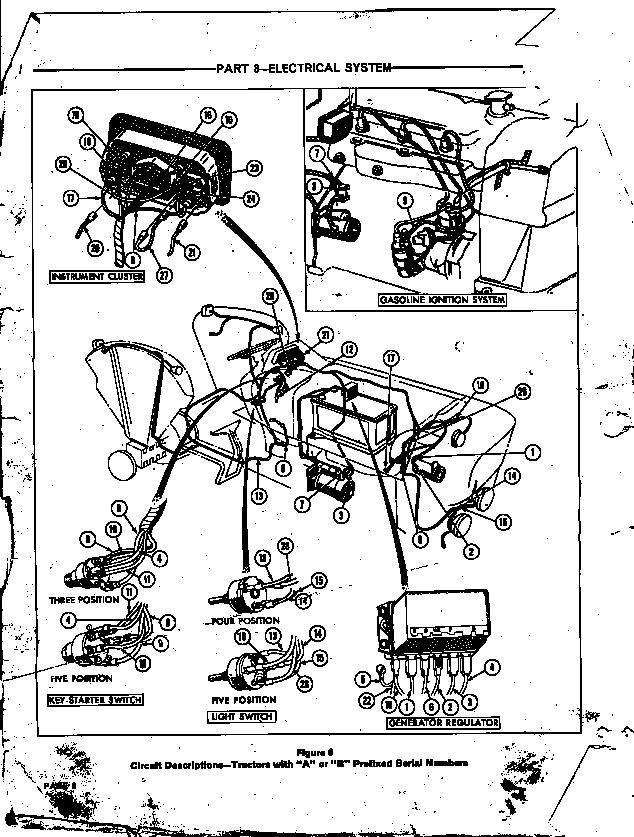 [DIAGRAM] For 4000 Ford Tractor Wiring Harness Diagram
