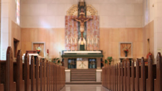 Our First Date at Blessed Sacrament Church | The Geno Project