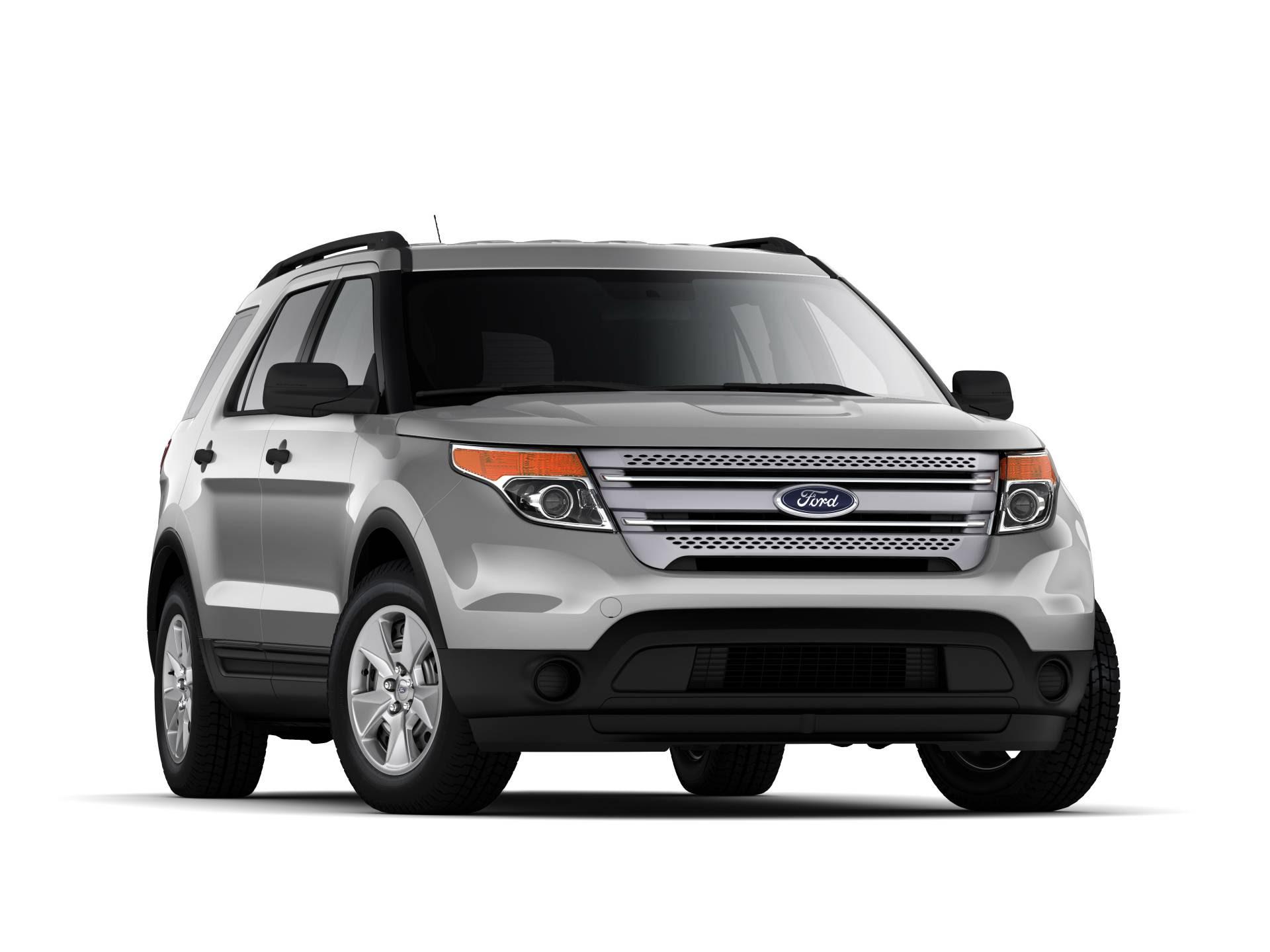 2013 Ford Explorer - conceptcarz.com