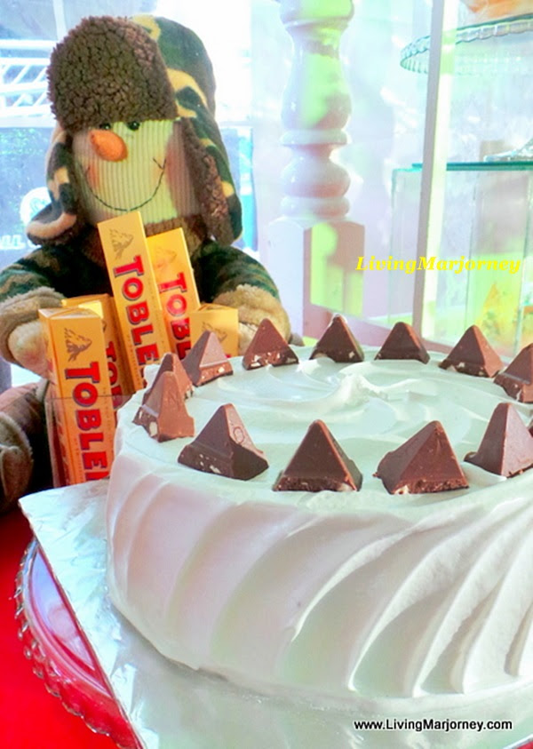 Toblerone: Say It Sweeter, Personalized Christmas Giifts