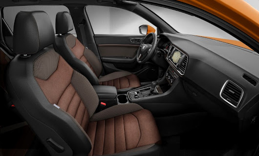 Seat Ateca Interior Pictures - Seat Ateca Forums