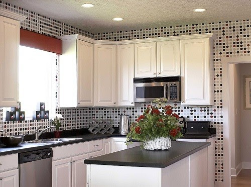 Cozier Sense with Kitchen Wall Tile Designs | Home Interiors
