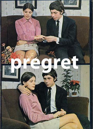 pregret