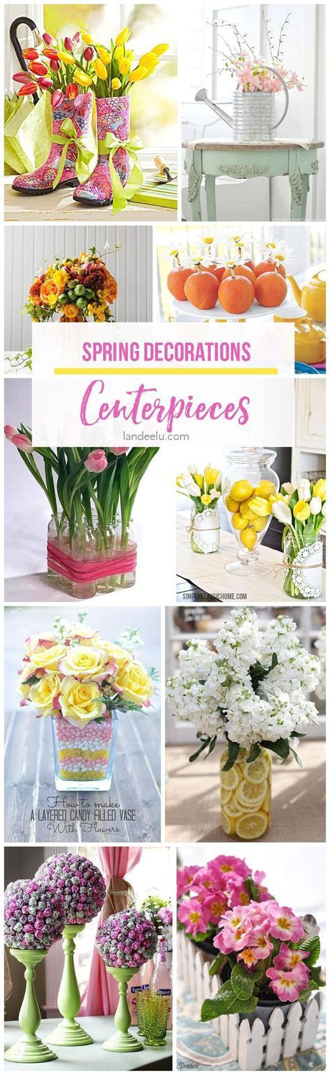 Best 25  Spring decorations ideas on Pinterest   Home