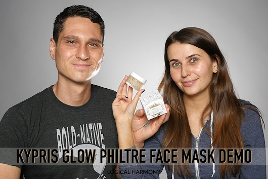 Kypris Glow Philtre Refining Mask Demo - Logical Harmony