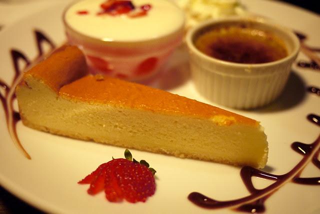 Birthday Dinner at Mizuya