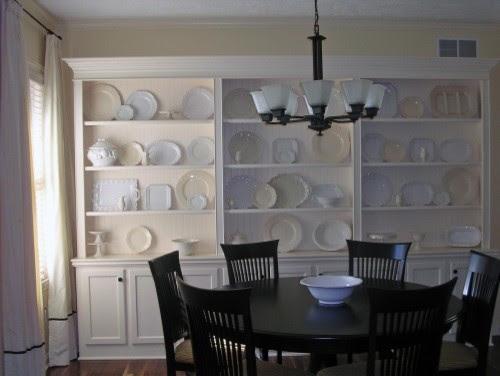 Dining Room ~ Ironstone Dream traditional dining room