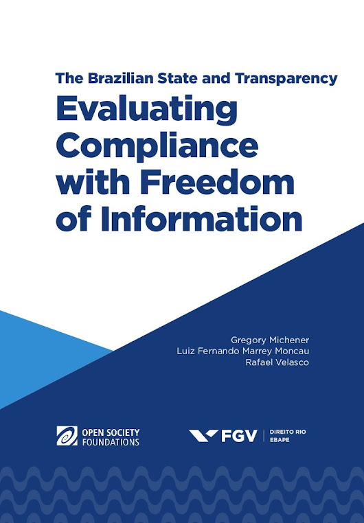 The Brazilian state and transparency: evaluating compliance with free…