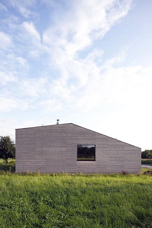 casa en el campo - Architekt DI Bernardo Bader, decoracion, diseño, interiores, muebles