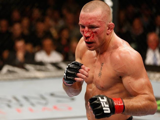What are the Odds Georges St-Pierre Makes UFC Comeback? | Sports Interaction Blog
