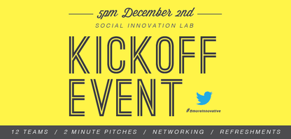 The Social Innovation Lab Kickoff