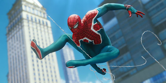 Spider-Man PS4 DLC Suits: How to Unlock The Heist's Costumes