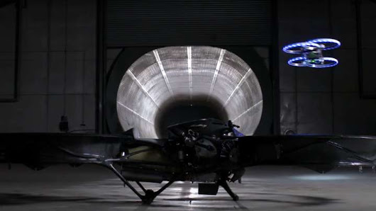 The US Army Is Working On A Real-Life Hoverbike