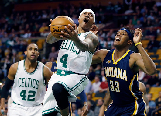 "Pacers still pullin' a Jekyll and Hyde on a boy: Falls in Boston! ""Po Pimp Situation"""