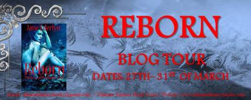 Blog Tour ~ Reborn ~ Jane Ederlyn ~ Excerpt & Giveaway