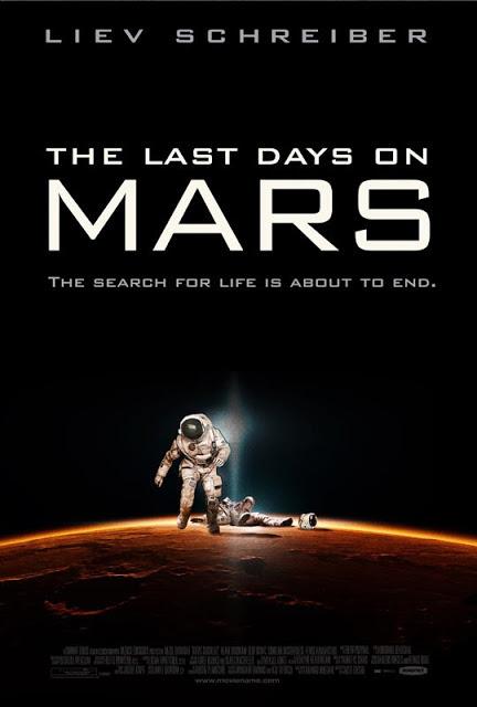 The Last Days On Mars Stream