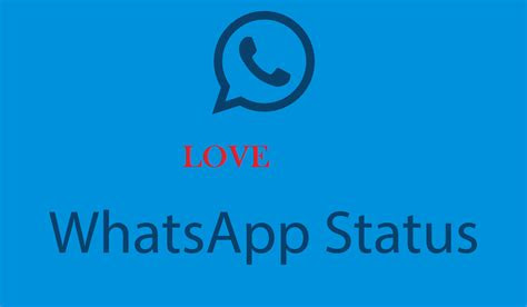 short  love status  whatsapp