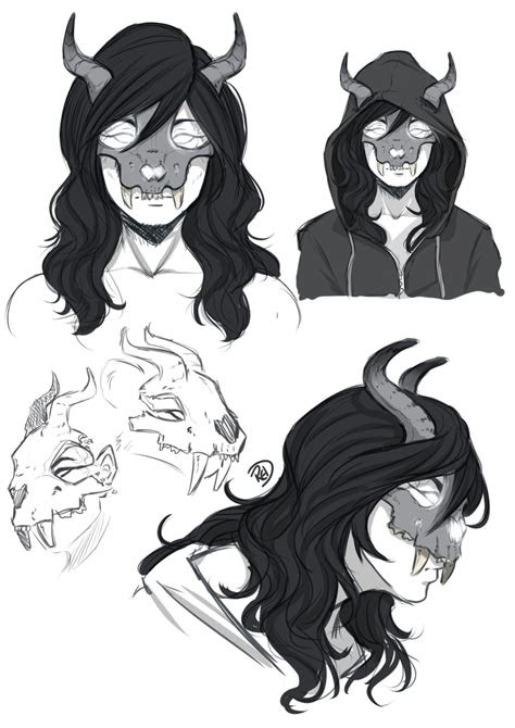 drawn monster anime pencil   color drawn monster anime