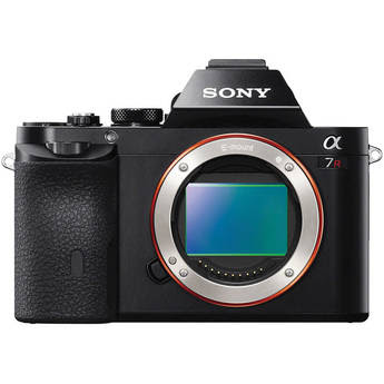 Sony Alpha a7R Mirrorless Full Frame 36.4mp Camera